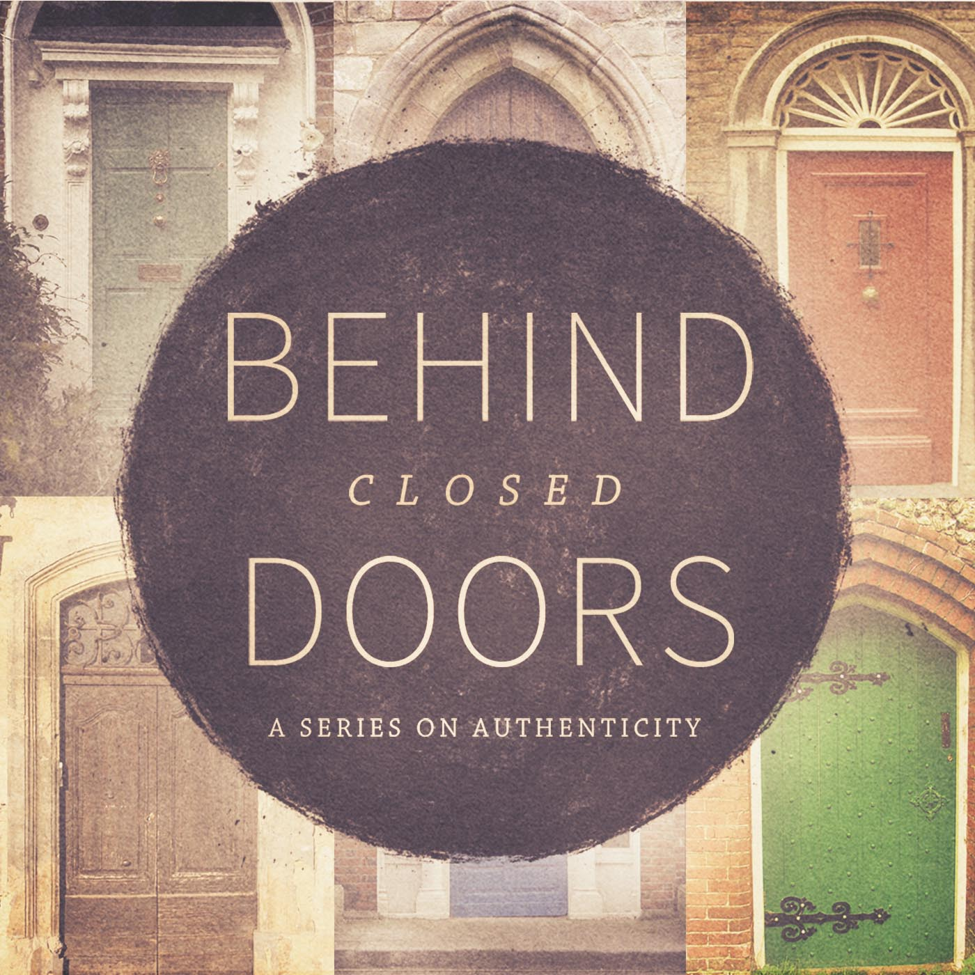 Behind Closed Doors : The church at woodforest woodlands umc